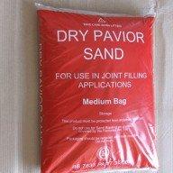 Dry Pavior Sand